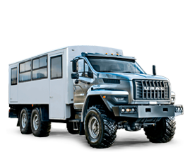 Ural NEXT (Crew bus)