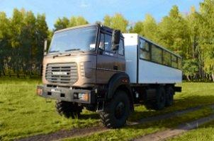 «Группа ГАЗ» поставит крупную партию автомобилей «Урал-М» «Сургутнефтегазу»