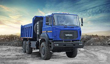 Автозавод «Урал» представляет на Международном Газовом форуме в Санкт-Петербурге автомобили на газовом топливе