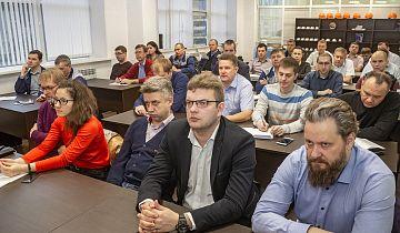 На автозаводе «Урал» состоялось обучение по продукции PALFINGER