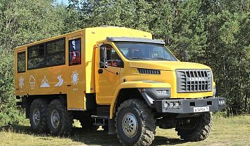GAZ Group presents Ural Next for oil industry at Surgut International Show