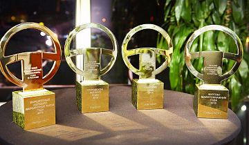 GAZ Group won four awards in the competition best commercial vehicle of the year in Russia