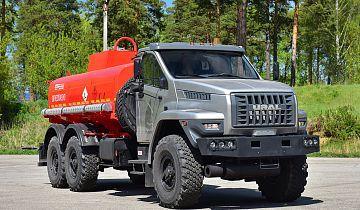 Автозавод «Урал» представляет в Туркменистане полноприводную технику NEXT для нефтегазовой отрасли