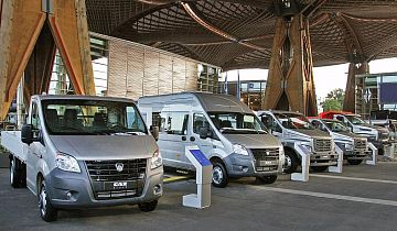 GAZ Group presents new-generation commercial vehicles at the IAA-2016 exhibition in Hannover