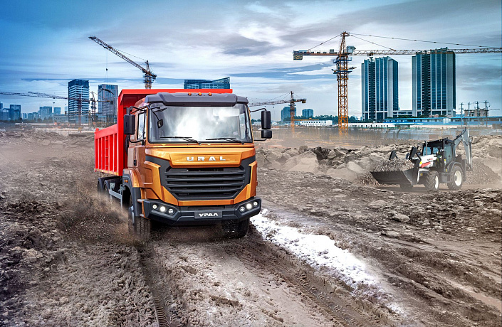 Автозавод «Урал» в первом полугодии 2020 года увеличил темпы производства и реализации