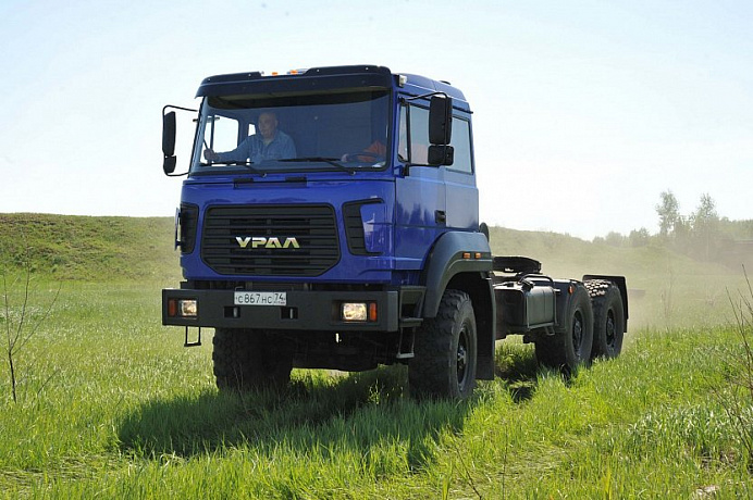 GAZ Group launches sales of Ural-M truck